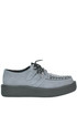 Suede creepers shoes Tuk