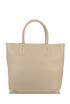 Textured leather shopping bag Trussardi