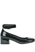 Wails patent-leather pumps Steve Madden