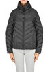 Quilted down jacket Love Moschino