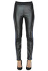 Papera eco-leather trousers Pinko