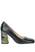 Leather pumps Chiarini Bologna