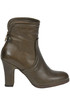 Tecla leather ankle boots Fiorentini+Baker