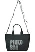 Princesse canvas shopping bag Pinko