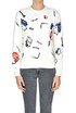 Embroidered sweatshirt MSGM