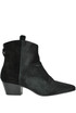 Haircalf texan boots Twin-set  Simona Barbieri