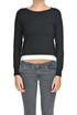 Cropped wool pullover ...A'La fois...