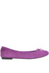 Suede ballerinas Repetto