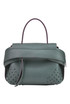 Wave Mini leather shoulder bag Tod's
