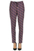 Panarea printed viscose trousers Le's