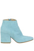 Suede ankle-boots Strategia