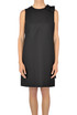Wool and silk sheath dress Valentino