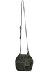 Studded suede bucket bag Vanessa Bruno