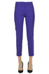 Vasaio cotton trousers Pinko