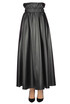 Agnes eco-leather skirt Domenico Cioffi