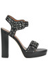 Leather sandals Lola Cruz