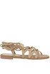 Gladiator style suede sandals Bibi Lou