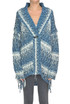 Chunky knit maxi cardigan Twin-set Jeans