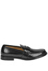 Lara leather loafers Doucal's