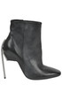 Metal heel leather ankle-boots Vic Matiè