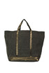 Sequined suede Cabas bag Vanessa Bruno