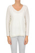 Cotton and viscose pullover Fabiana Filippi