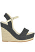 Noise rope wedge sandals Espadrilles