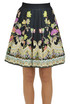 Printed cotton skirt Etro
