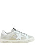 May metallic effect haircalf sneakers Golden Goose Deluxe Brand