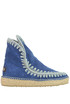 Suede boots Mou