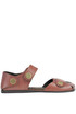 Eco-leather closed toe sandals Stella McCartney