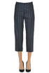 Meryloo pinstriped trousers Dondup