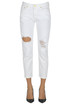 Destroyed jeans Michael Michael Kors