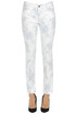 Flower print jeans Twin-set Jeans