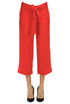 Ciro cropped trousers Pinko