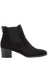 Suede ankle-boots Hogan