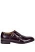 Giuila leather derby shoes Doucal's