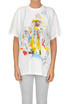 Printed t-shirt Moschino Couture