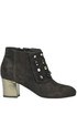 Embellished ankle-boots Alberto Gozzi