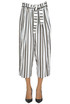 Striped trousers Pinko