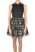 Avery embroidered dress Alice+Olivia