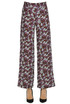 Printed trousers White Sand 88