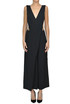 Crepe jumpsuit Twin-set  Simona Barbieri