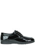 Patent-leather lace-ups shoes Hogan