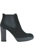 Opty suede ankle-boots Hogan