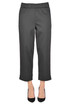 Satin culotte trousers Haikure