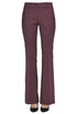 Flared leg trousers, Ninette