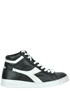 Game high top leather sneakers Diadora