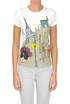 Paris print t-shirt Alice+Olivia