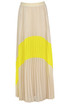 Pleated long skirt Patrizia Pepe